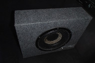 "Focal DSA-P20F - 8"" Car Audio Three Channel Enclosed Active Subwoofer & Processor."