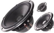 "Gladen Aerospace 165.3 Active - Three way 6.5"" Car Audio Component Speaker Set."