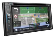 "Pioneer AVIC-Z730DAB - 6.2"" Car Audio Receiver / Tuner / Navigator."