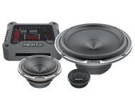 "Hertz MPK163.3 - Three way 6.5"" Car Audio Component Speaker Set."