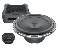 "Hertz MPK165.3 - Two way 6.5"" Car Audio Component Speaker Set."
