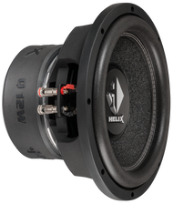 "Helix Q 12W - 12"" Car Audio Component Subwoofer."