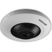 5 Megapixel Hikvision Fish Eye camera DS-2CD2955FWD-IS, Up to 8 m IR range