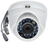 2 MEGAPIXEL DOME CAMERA HIKVISION, DS-2CE56D5T-IRM F2.8, IR ut to 20 meters