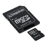 16GB Kingston MicroSD Memory Card, Class 10