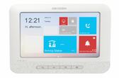 IP VIDEO INTERCOM DOOR ENTRY MONITOR HIKVISION DS-KH6210(L), HD LIVE VIEW, REMOTE DOOR CONTROL