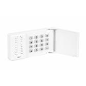 ELDES EWKB4  wireless LED keypad, compatible with GSM alarm and control panel ESIM364,  ESIM384, Pitbull Alarm ir Pitbull Alarm PRO.