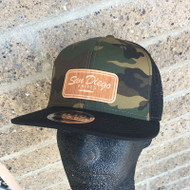 San Diego Knives Camo Hat