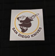SDK Pads Sticker