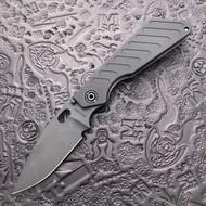 "Strider SMF ""Flat"" Scale Black Blade"