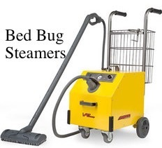Bed Bug Steamers