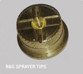 B&G Sprayer Tips