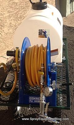 12-Volt Electric Cart Sprayer