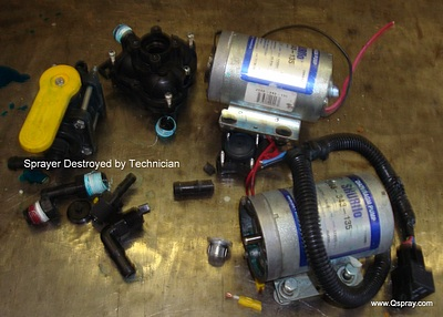 Power Spray Equipment – Waste $100s in 1 Easy Step