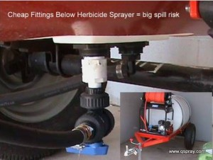cheap fitting on weed sprayer2