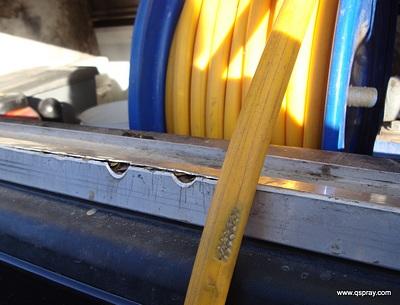 pest control equipment problems
