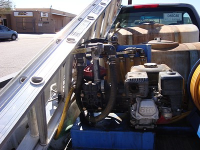 Power Spray Equipment – Don't Create Problems for Yourself