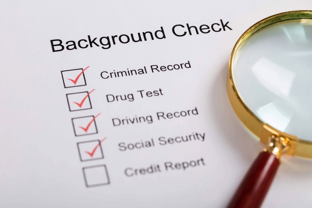 pest control background check