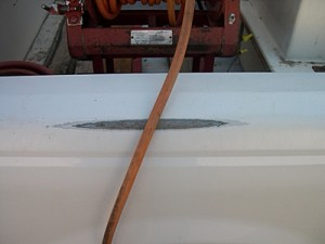 pest control sprayer hose problem