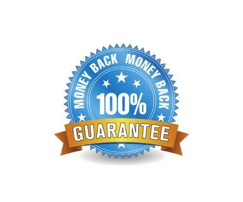 Spray rig money back guarantee