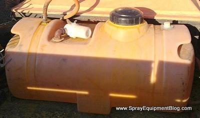 power sprayer chemical exposure