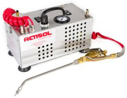 """Actisol Compact Unit - 12"""" Wand"""