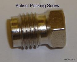 Actisol 8010017 Packing Screw