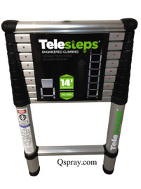 Telesteps 1400E Telescoping Ladder