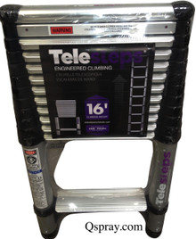 Telesteps 1600EP Telescoping Ladder