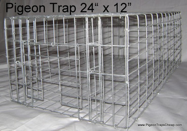 QPT2412 Pigeon Trap - Small