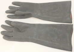 Black Safety Gloves - Extra Heavy Duty