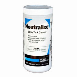 Neutralize Tank Cleaner