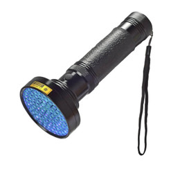 100 LED UV Blacklight Flashlight