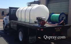 1000 Gallon Termite Pretreat Sprayer