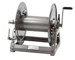 Hannay 1526-17-18 Hose reel for pest control or weed control