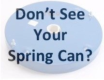 Coxreels Spring Can Replacements