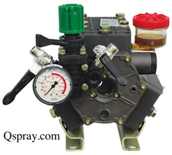 Udor Kappa 43/GR Triple Diaphragm Pump, part #03-K43GR