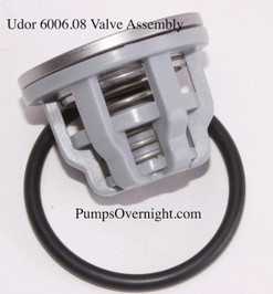 Udor Valve Assembly 6006.08 for RO & Zeta Pumps