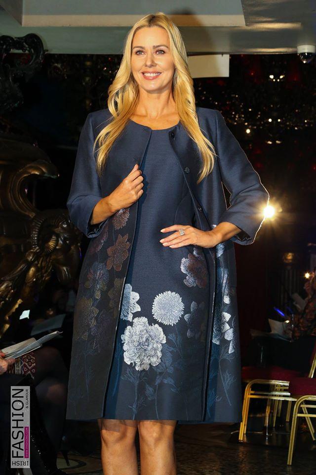 Aideen Bodkin Calma Coat and Vista dress