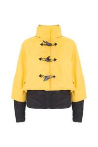 Georgia In Dublin Bronte  Rainwear Jacket Yellow