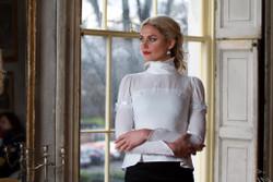 Georgia in Dublin Iris Blouse