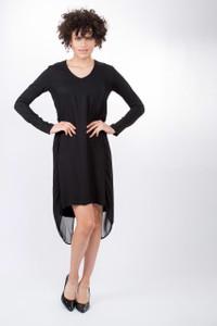 Transit Par Such Black Dress