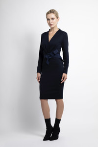 Caroline Kilkenny Navy Jules Dress