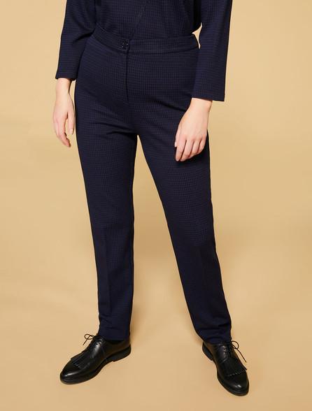 Persona by Marina Rinaldi Navy Oscar Trousers