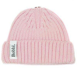 Bobbl Baby Hat Pink
