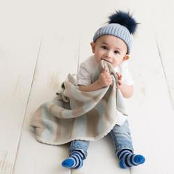 Bobbl Baby Hat Blue