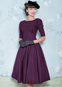 Stop Staring Full Skirt October Dress