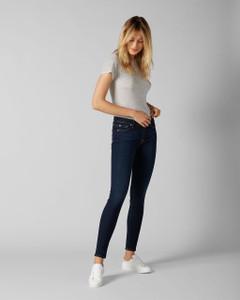 7 FAM Skinny Indigo Jeans