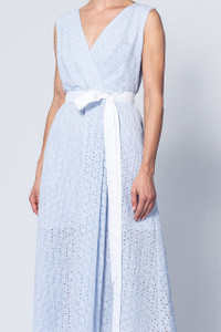 Caroline Kilkenny Brooks Stripe Dress