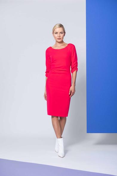 Caroline Kilkenny Pink Isabell Dress